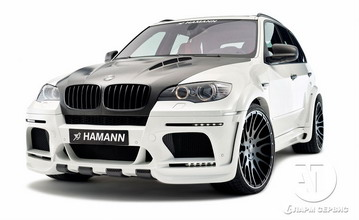 HAMANN BMW X5M Flash Evo M